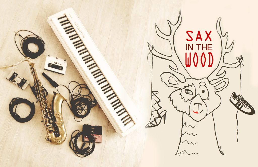flyer SaxintheWood3